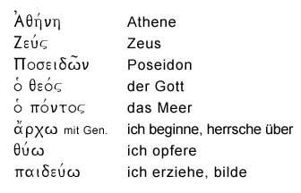 seele griechisch 6 buchstaben